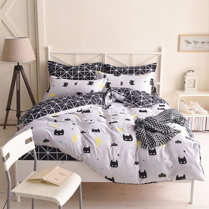 Novel Designs Mylb Home Textile Meteor Winter 3/4pc Bedding Set Luxury Comfortable Bedclothes Duvet Cover Bed Famous For Selected Materials Delightful Colors And Exquisite Workmanship