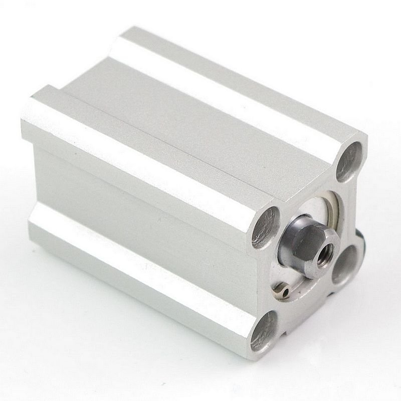 SMC Type CQ2B25-15D Miniature Compact Cylinder Double Acting Single Rod 25mm-15mm Replace SMC high quality double acting pneumatic gripper mhy2 25d smc type 180 degree angular style air cylinder aluminium clamps
