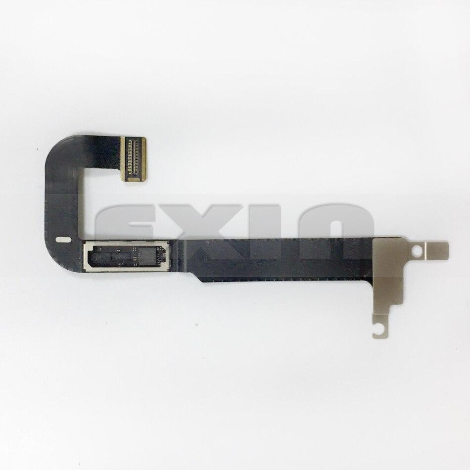 Ноутбук A1534 DC в I/O C USB зарядки Мощность DC Jack совета шлейф для MacBook retina 12 A1534 2015 год MF855 MF865 EMC2746