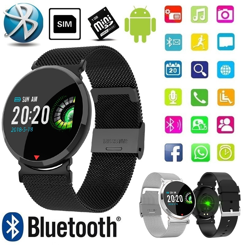 E28 Smart Watch Ip67 Waterproof Heart Rate Pedometer Monitor Fashion Fitness Tracker Smart Band For Android Ios Phone in Smart Wristbands from Consumer Electronics