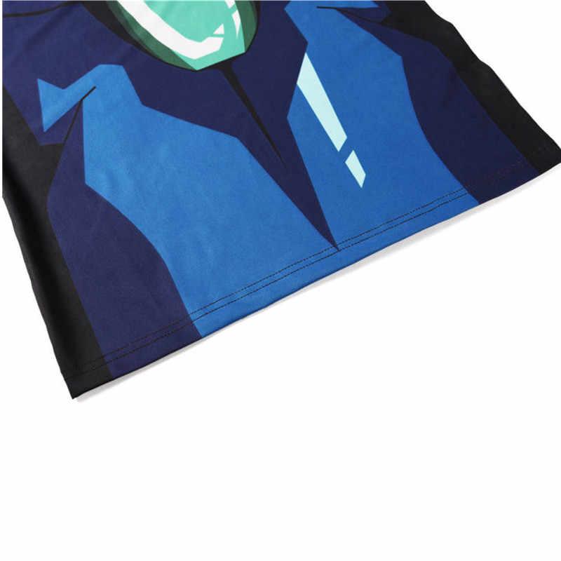 Аниме Dragon Ball футболка 3D Broli Vegeta Печатный Топ на бретелях Тонкий облегающий бодибилдинг одежда рубашка без рукавов Camisa Masculina