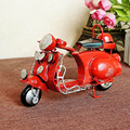Cute and lovely Motorcycle Sheep handicraft motorcycle toy as well as work of art, amazing gift, collection, decorection