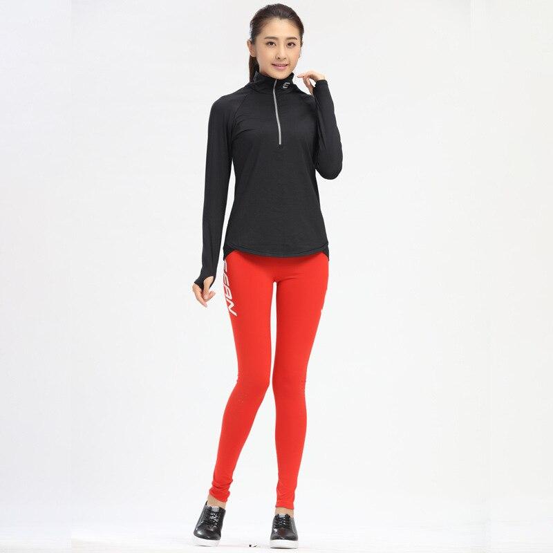 Podzimní zimní milenci Muži Ženy Fitness obleky Rychleschnoucí - Sportovní oblečení a doplňky - Fotografie 6