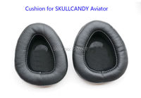 Replace Cushion Replacement Cover For Skullcandy Aviator Wired Headphones Headset Nondestructive Quality Fur Earmuffs