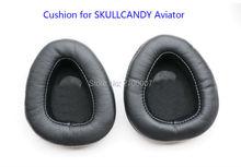 Substituir almofada capa de reposição para Skullcandy Aviador fones de ouvido Com Fio (fone de ouvido) abafadores de peles de qualidade Não Destrutivo