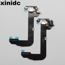 Xinidc Оригинальный Новый Зарядное устройство Charging Dock Порты и разъёмы Flex ленты кабель для iPod Touch 6 черный/белый 20 штук Бесплатная доставка