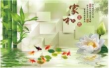 Wallpaper bambus und steine  Großhandel lotus bamboo Gallery - Billig kaufen lotus bamboo ...