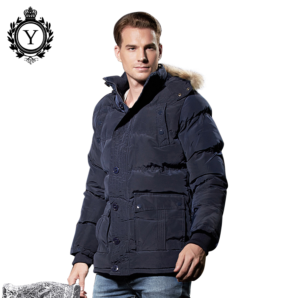 COUTUDI 2017 Comfy Winter Jackets Man Coat Casual Waterproof Thick Warm Cotton Liner Parka Coats Solid Long Mens Jacket Clothing