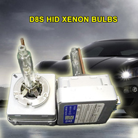 35W D8S 4300K Hid Xenon Globe Bulb Replacement For Great Wall Harvard H9 Haima Family M5
