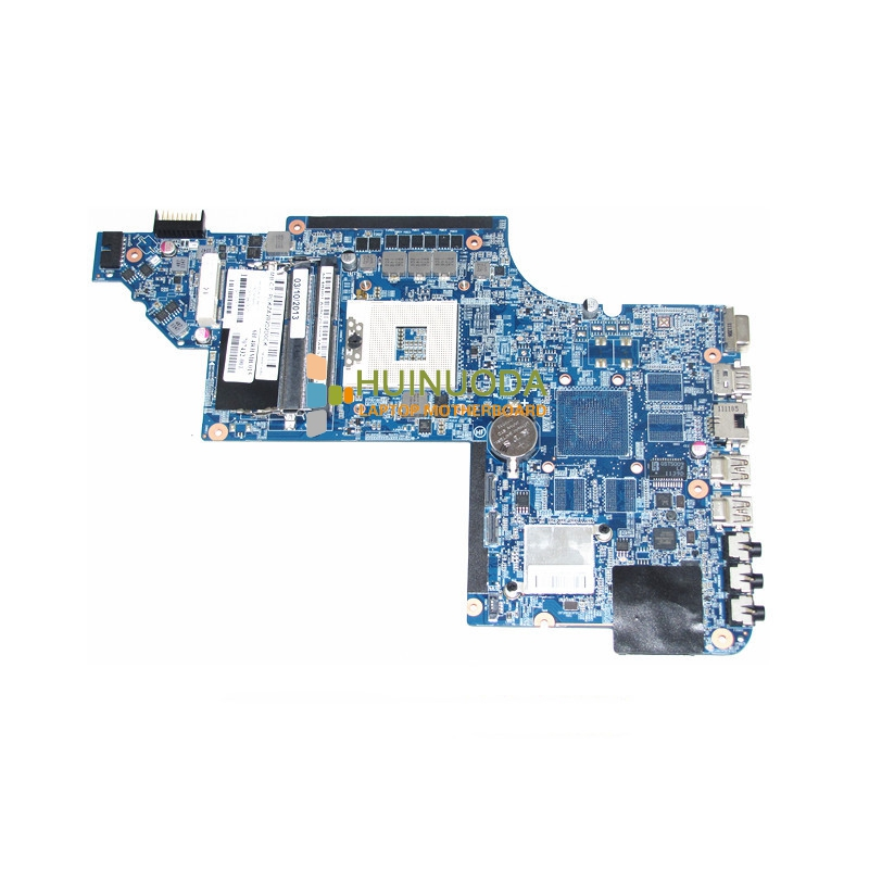 NOKOTION 705194-001 707432-001 Main Board For Hp Pavilion DV6 DV6-6000 Laptop Motherboard HM65 GMA HD3000 DDR3 warranty 60 days nokotion laptop motherboard 720565 601 for hp envy 15 15 j 720565 001 main board uma hm87 gma hd ddr3 w8std