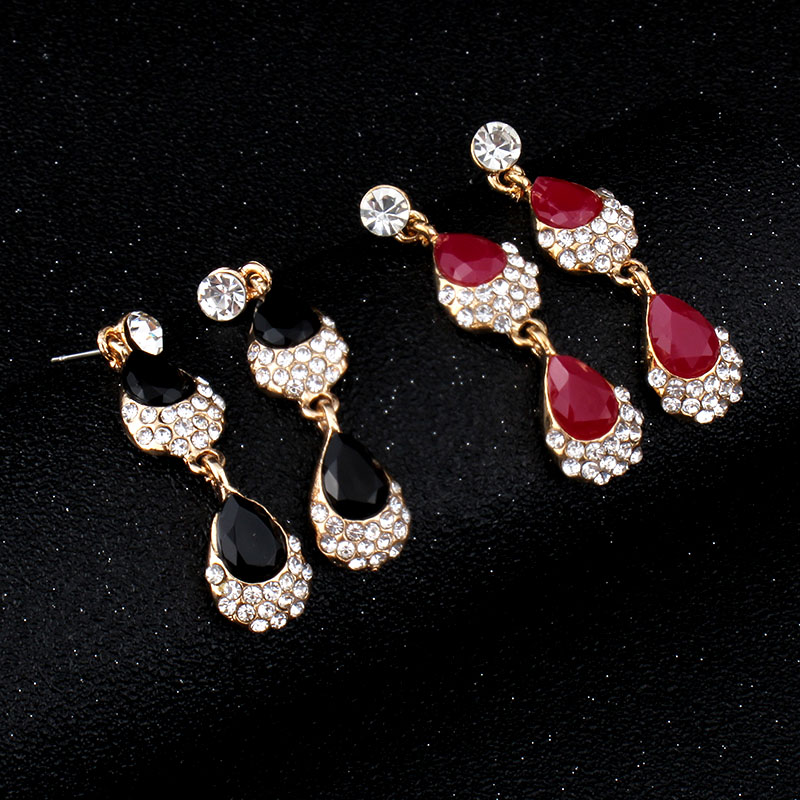 Jiayijiaduo African Female Costume Jewelry Set For Women Gold Color