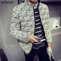 Aelorxin Man Winter Jackets Men's Super Warm Winter Coat Slim Cotton Coat 2016 New Arrival Men's Winter Jacket Plus Size 5XL