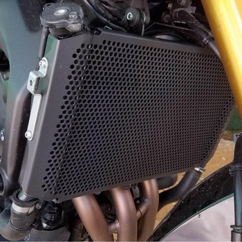 High Quality For Yamaha Tracer900 2018/Tracer 900 GT 2019 Motorcycle Accessories Aluminum Radiator Grille Guard Cover Protector