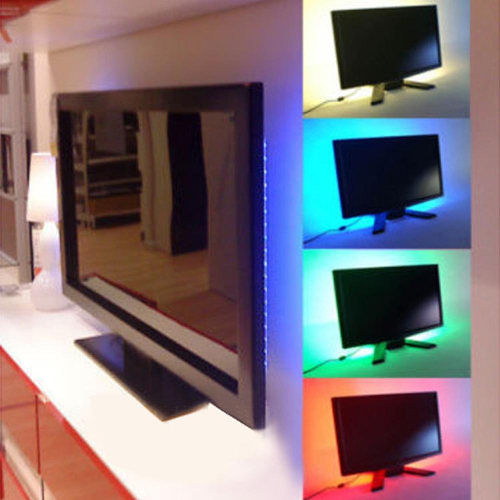 Billiga USB Power LED Strip Highlight RGB Vattentät 3528SMD 5050SMD - LED-belysning - Foto 4