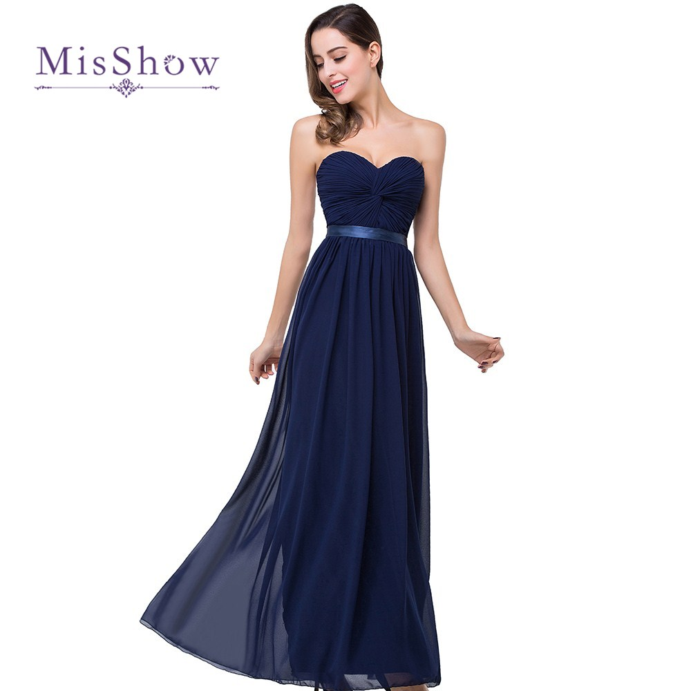 3 colors real photo sexy sweetheart chiffon long navy blue 3 colors real photo sexy sweetheart chiffon long navy blue bridesmaid dresses 2017 prom dress for weddings party cheap under 50 in bridesmaid dresses from ombrellifo Choice Image