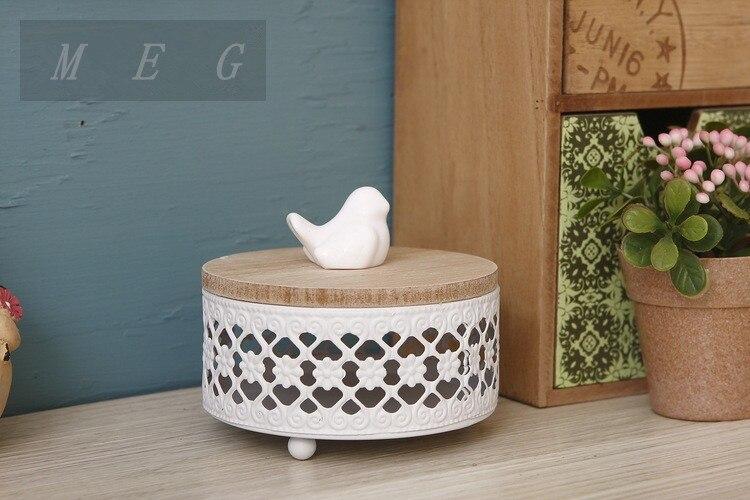 x cm cajas de madera para artesanas decoracionc hierro cesta de madera caja de la vendimia