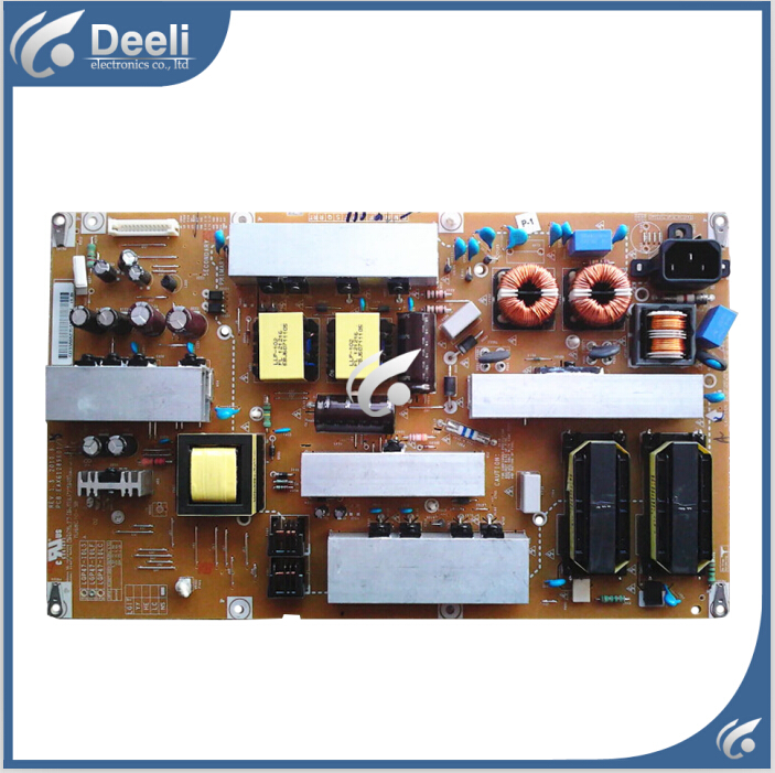 95% new USED original for power supply board EAX61289601 LGP47-10LS original led power supply board mr238 vp2306 revi used disassemble