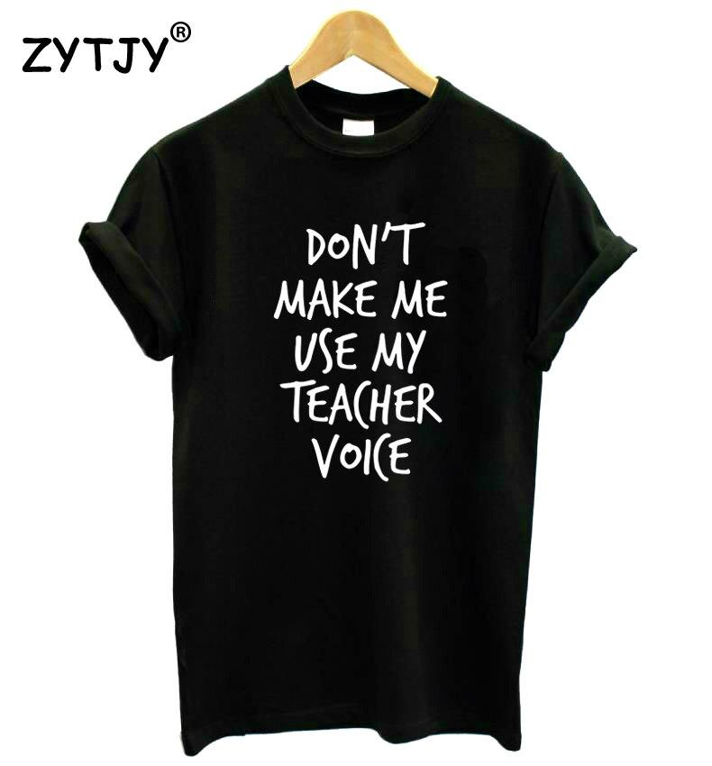 5ba39421c Buy teacher shirt and get free shipping on AliExpress.com