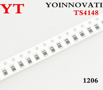 3000pcs/lot Diode 1206 TS4148 0.5A 100% NEW Best quality. - discount item 23% OFF Electronic Components & Supplies