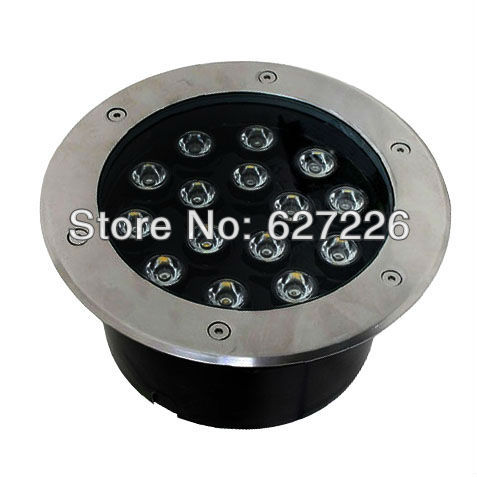15W LED underground lamp,AC85-265V IP68 waterproof,2 years warranty,CE&ROHS,led underground light hot free shipping 5w led underground lamp dc12v ip68 waterproof 2 years warranty ce