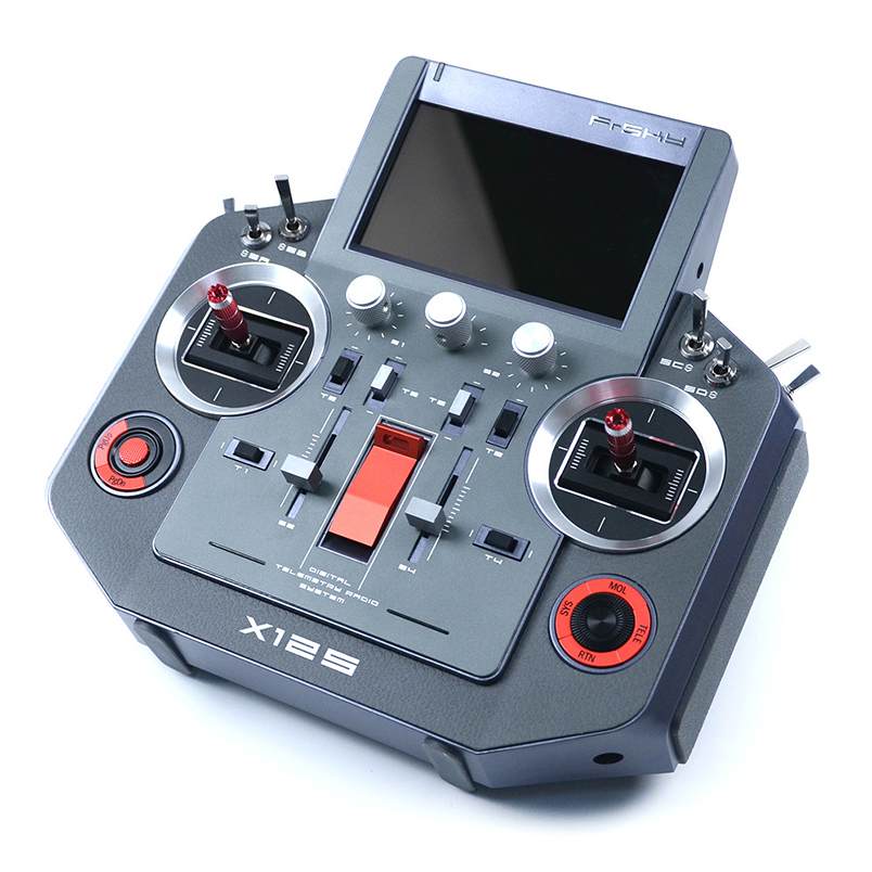 2.4G Horus X12S Taranis 16CH ACCST Transmitter 6-axis Sensors Built-in GPS Telemetry Real-time Compitible FR-TX OPEN-TX Mode1/2 ...