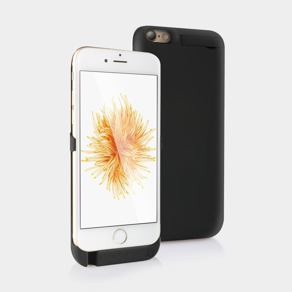 GOLDFOX 5000mAh Battery Case For iPhone 6 6s Powerbank Charger Case For iPhone6 Batteria Charging Case