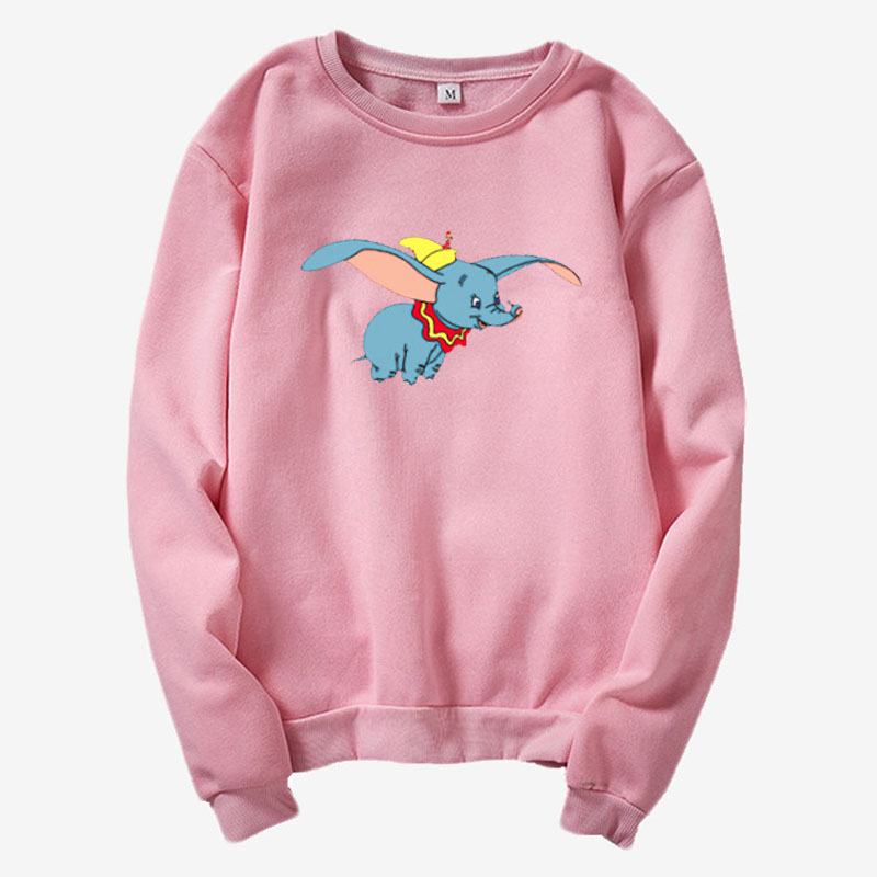 Dumbo Sweatshirt Paradise Love Shirt Peter Pan Elephant Flying