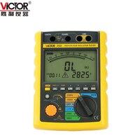 Victor VC3123 High Voltage Megohmmeter Digital Insulation Resistance Tester 250V~2500V