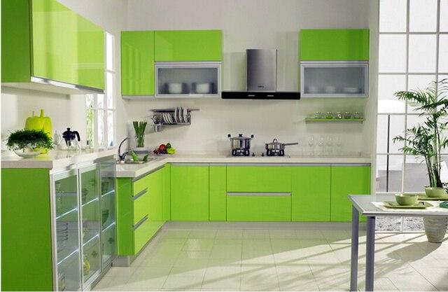 Impermeable del pvc para el backsplash de la cocina del - Papel pintado autoadhesivo para muebles ...