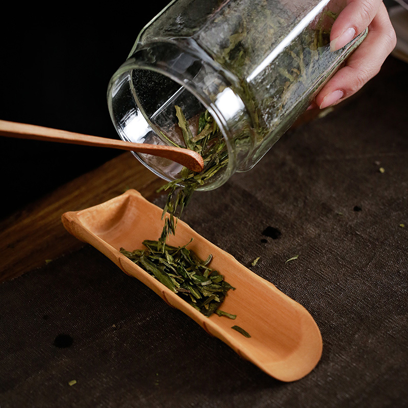 Natural Bamboo Tea Tools 1