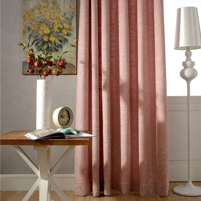 Aliexpress.com : Buy Chinese Curtains Cotton Dyeing Window Cloth ...