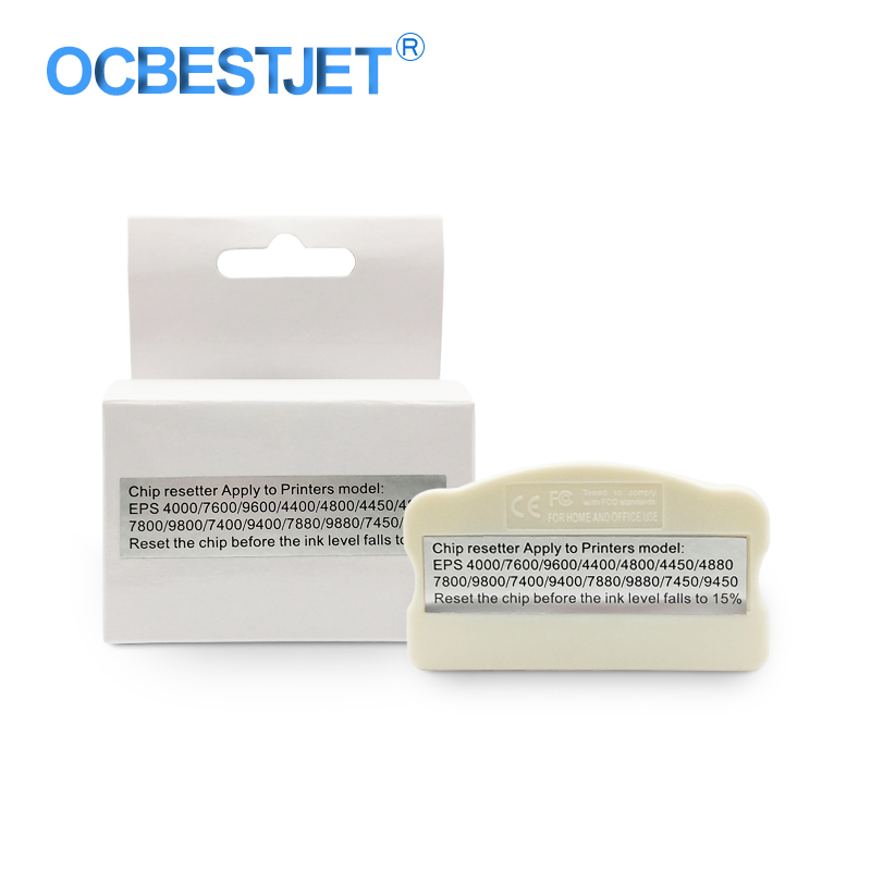 DX5 Maintenance Tank Chip Resetter For <font><b>Epson</b></font> Stylus Pro <font><b>7800</b></font> 9800 7880 9880 4000 4400 4800 4880 7400 7600 9400 9600 10000 10600 image