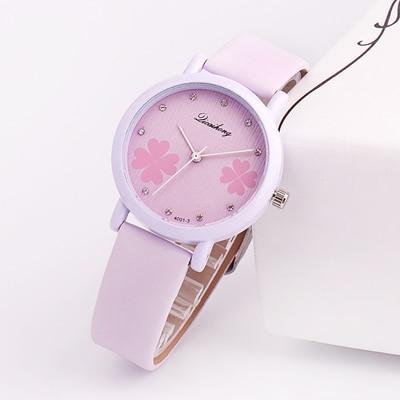 Корейские модные детские часы для девочек водонепроницаемый дрель начальной и средней школы девушки электронные кварцевые часы свежий и