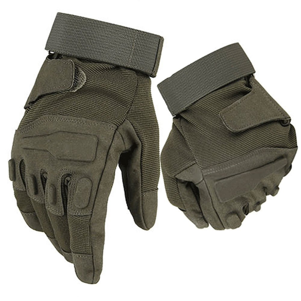 Black leather combat gloves - New Blackhawk Tactical Gloves Military Armed Paintball Airsoft Shooting Combat Army Hard Knuckle Full Finger Gloves