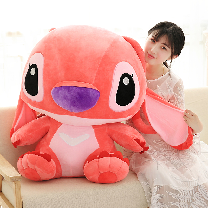 large plush toys cute stitch doll big surprise gift for children girl - 2