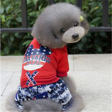 Warm Pet Dog Clothes Yorkshire Pet Dog Clothes For Small Dogs Clothing Chihuahua Puppy Outfit For Fashion Dog Coat Yorkie Hoodie цена
