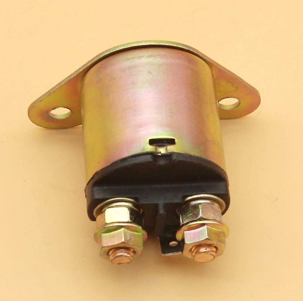 STARTER RELAY SOLENOID FOR HONDA GX390 GX340 GX240 GX270 ENGINE CHINESE 177F 188F 190F 8HP 9HP 11HP 13HP 5 - 6.5 KW GENERATOR