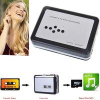 本物ezcapビニールテープカセットにmp3フォーマットコンバータオーディオキャプチャウォークマン音楽プレーヤー、保存するtf microsdカード不要pc