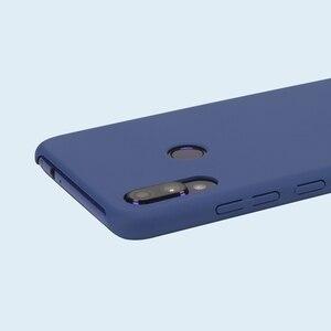 Image 5 - מקורי Xiaomi Redmi הערה 7 מקרה מחשב כיסוי תיק אופנה חזרה מעטפת דק בחזרה מקרי Fundas Coque קאפה עבור xiaomi Note7