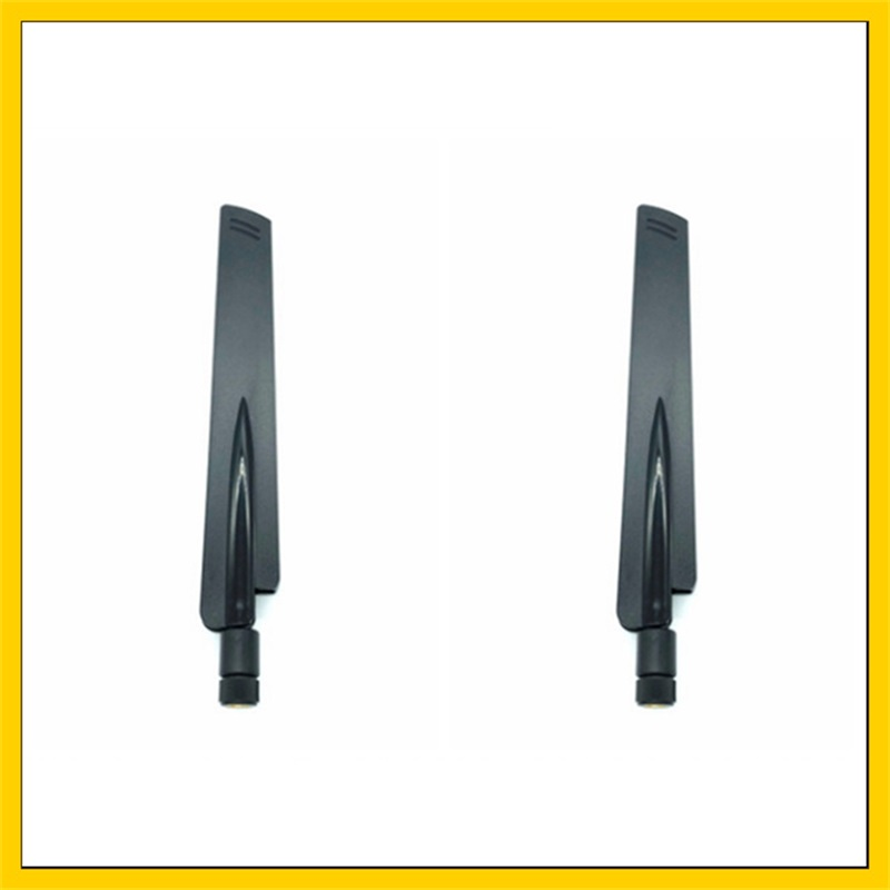 2PCS 2.4 GHz  Wifi Antenna 12dBi RP SMA Connector Antena Aerial 2.4ghz Antenne Wi Fi For Wireless Router