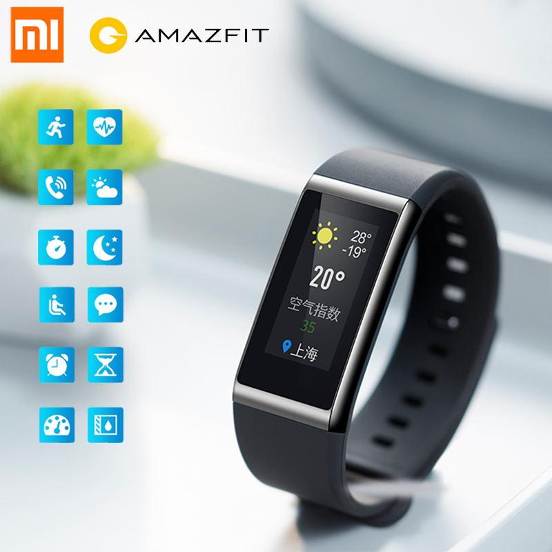 Original Xiaomi Huami Amazfit Cor Midong Smart Band Smart Wristband Heart Rate Smartband fitness tracker Smart Bracele #c0 huami amazfit heart rate smartband