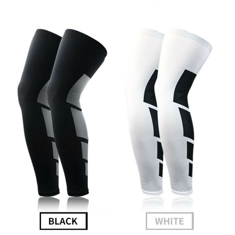 2019 Fashion Simply Fitness Ankle Compression   Socks   Knee High Support Stockings Leg Thigh Sleeve Sport   Socks   Outdoor Men Women