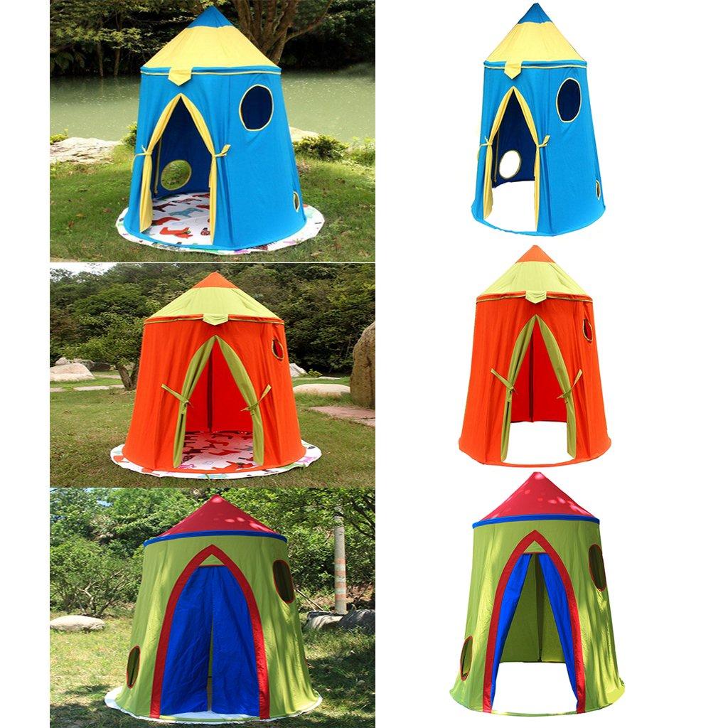 Château Portable dôme enfants jouent tente enfants jouent maison jeu jouet tentes Playhouse pour bébé bambin intérieur extérieur Fun