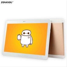 10.1 pulgadas Tablet PC Dual SIM Octa core 3G Tableta de la Llamada PC1920 * 1200 pulgadas 3G Tablet Pc Rom 32 GB Bluetooth GPS Tablets PC
