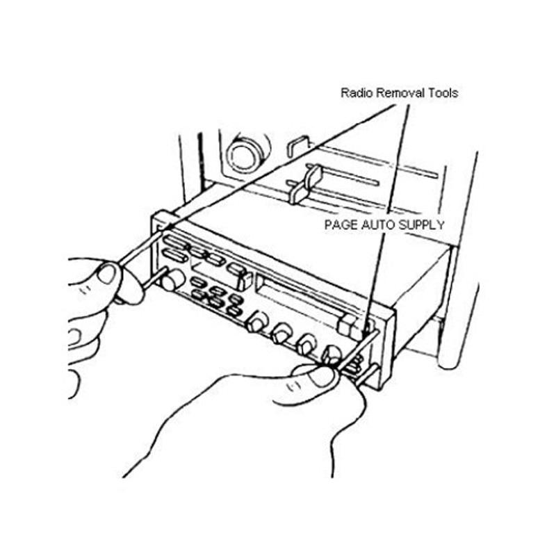 Biurlink For Blaupunkt Radio 8pin Mini Iso Aux Audio Transfer Cable