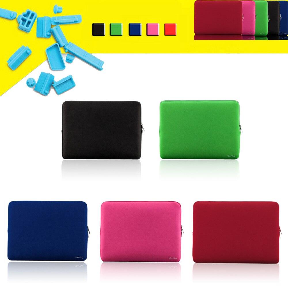 8a72d7e3c29e US $3.49 |NEW PU Leather Waterproof Laptop Sleeve Bag 11.6
