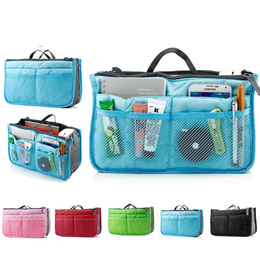 Travel Organizer Kosmetiska väskor Kvinnor Arrangör Kosmetiska - Resetillbehör - Foto 6
