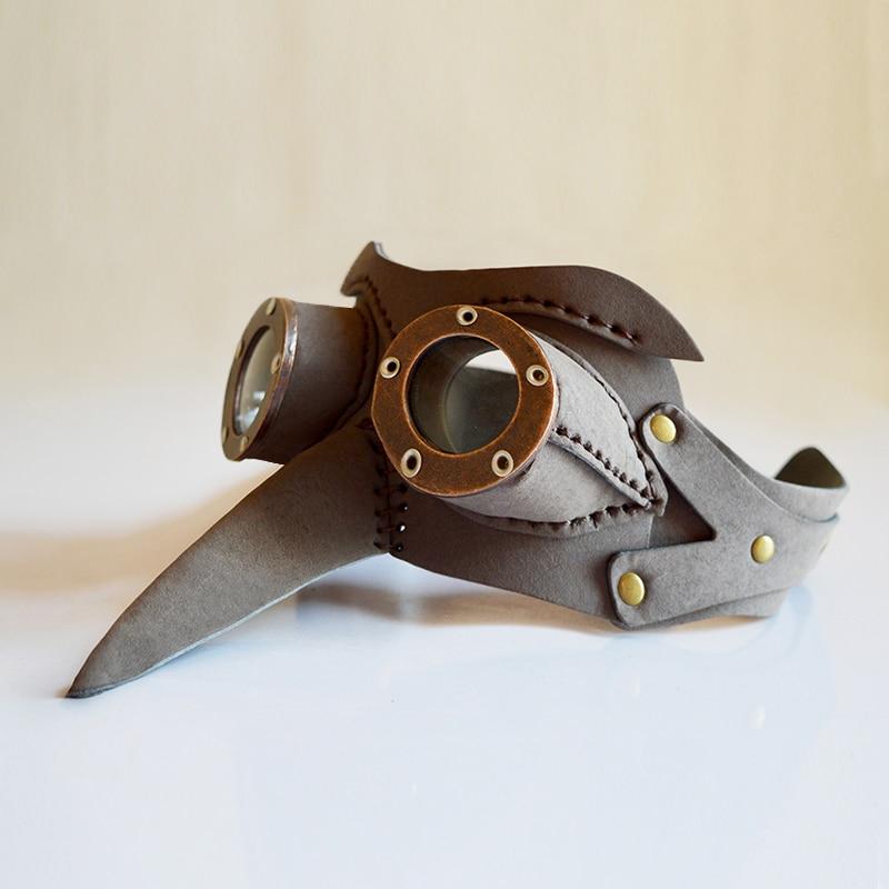 Steel Master Steampunk Ерлерге арналған Retro Brown - Костюмдер - фото 3