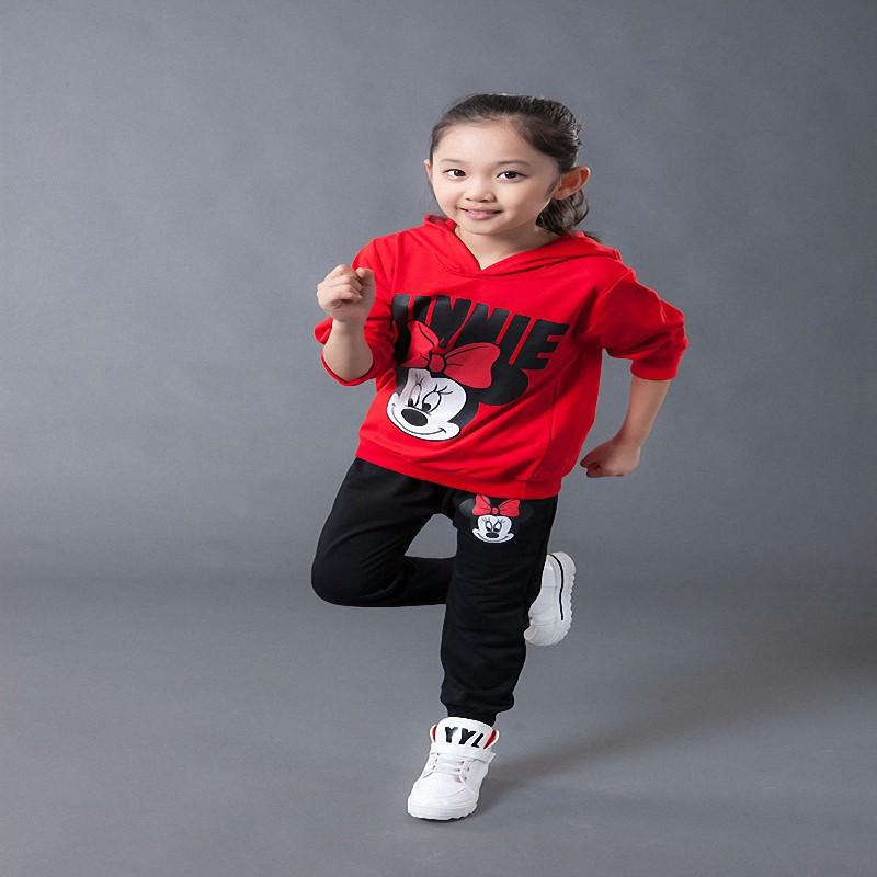 girl cartoon clothing set (1)