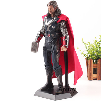 Marvel Figuren Thor Action Figures Toys Crazy Toys 1/6th Scale Collectible Figure PVC Action Figure Collection Model Toys